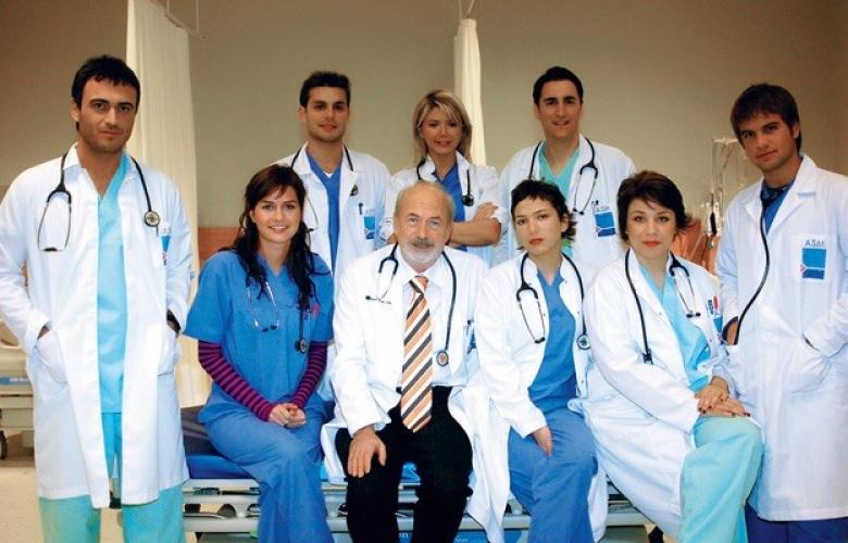 """""""Doktorlar"""" 23 Ekim Pazartesi'den itibaren hafta içi her gün TV8,5'ta…"""