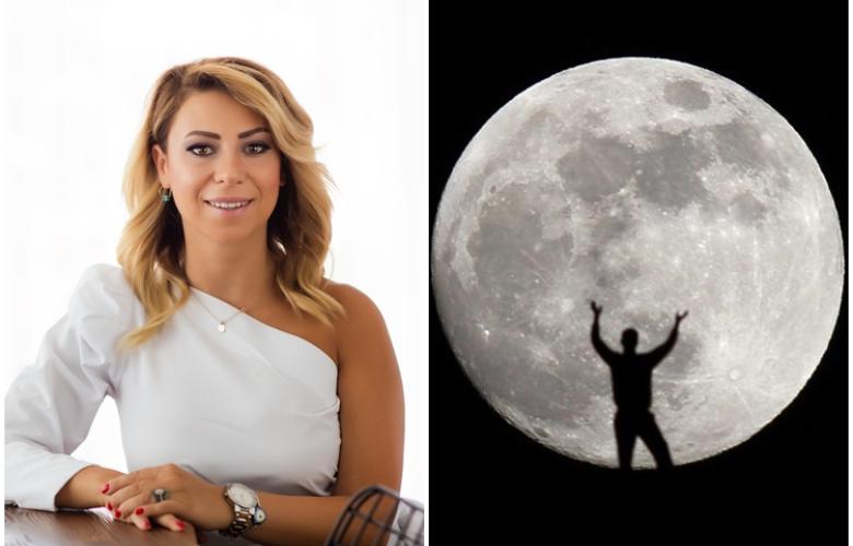 """Astrolog Sema Sidar'dan 24 Eylül haftasının ve 24 Eylül haftasında burcunuzun yorumları. Yeni haftada """"dolunay""""ın etkileri altındayız!"""
