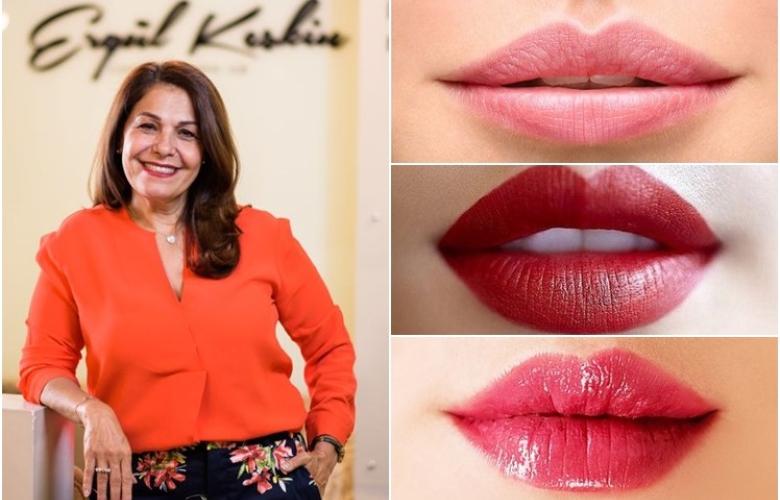 """""""Yüzünüz için ideal olan dudak şeklinizi biliyor musunuz?"""" Güzellik sektörünün 37 yıllık deneyimli ismi Ergül Keskin yazdı"""