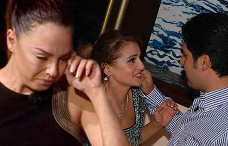 Ebru Gündeş ve Reza Zarrab'ı eski sevgili tanıştırmış!