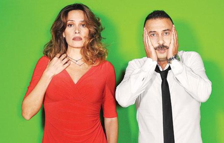 Hakan Yılmaz ve Ebru Cündübeyoğlu, yıllar sonra tiyatro sahnesinde buluşuyor
