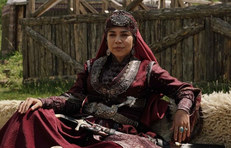 """Yeşim Ceren Bozoğlu, """"Kuruluş Osman""""ın kadrosunda"""