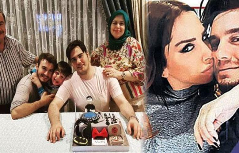 Mustafa Ceceli sevgilisi Selin İmer'i ailesiyle tanıştırdı