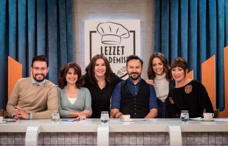 Lezzet Akademisi Demet Akbağ ile şenlendi!