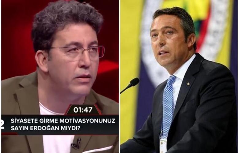 """Emre Kınay: """"Ali Koç'u başarılı bulmuyorum!"""""""