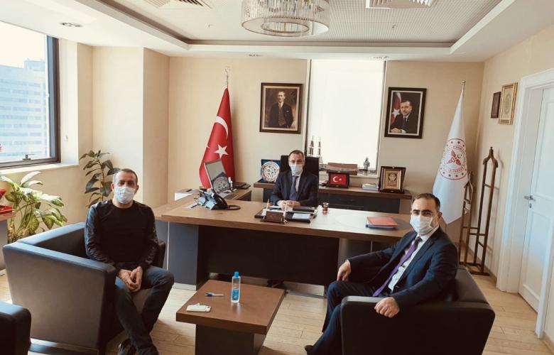 Haluk Levent, Sağlık Bakanlığı'ndan duyurdu