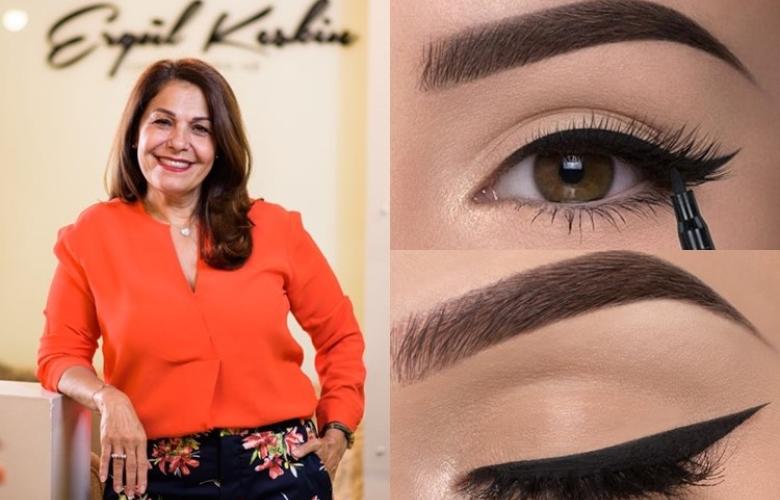 """""""Eyeliner"""" seviyorsunuz ama bir türlü çekmeyi beceremiyorsunuz! Güzellik teknolojisi size """"eyeliner"""" konusunda da hizmet veriyor. Ergül Keskin, """"KALICI EYELİNER"""" uygulamasını yazdı!"""