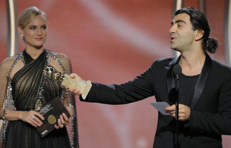 Altın Küre ödülleri sahiplerini buldu! Fatih Akın Altın Küre alan ilk Türk oldu