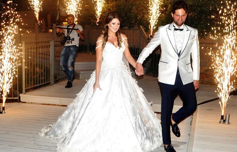 Gizem Karaca Bodrum'da evlendi!