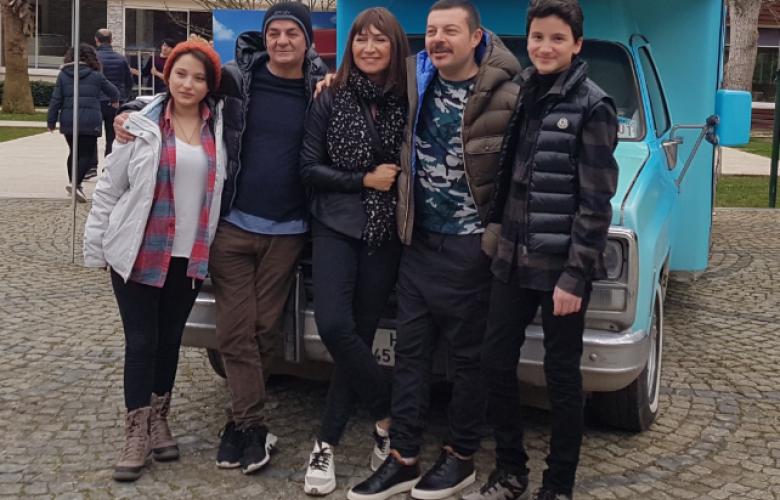 """""""Görevimiz Tatil"""" ekibi karavanla mangal yaptı!"""