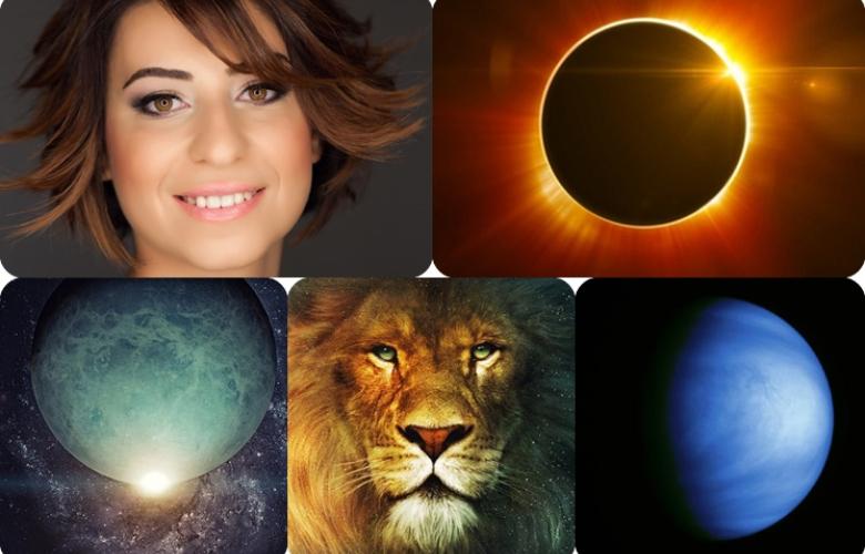 Bu hafta gökyüzünde yok yok! Uranüs Retrosu, Venüs'ün burç değiştirmesi ve Aslan Burcu'nda Güneş Tutulması bizi bekliyor. Astrolog Sema Sidar'dan yeni haftanın ve yeni haftada burcunuzun yorumları