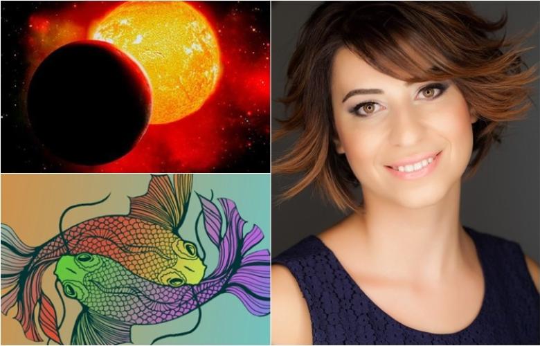 """Balık Burcu'ndaki """"Güneş Tutulması"""" yaşanacak yeni haftada Astrolog Sema Sidar'dan burcunuzun yorumları!"""