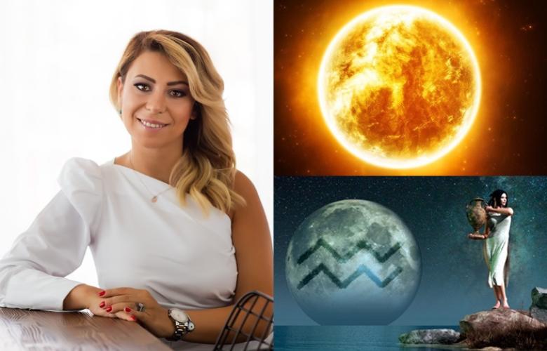 Güneş, Kova Burcu'na geçiyor ve gökyüzünde Kova Burçlarının dönemi başlıyor! Astrolog Sema Sidar farkıyla yeni haftanın burç yorumları ve yeni haftanın yorumu!