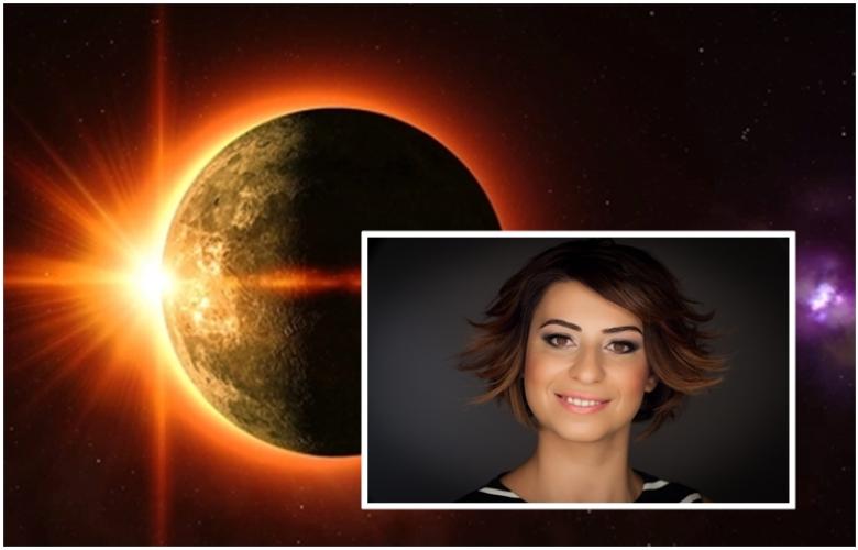 İnanılmaz önemli bir güneş tutulması bizi bekliyor! Astrolog Sema Sidar yazdı! İşte haftanın yorumu!