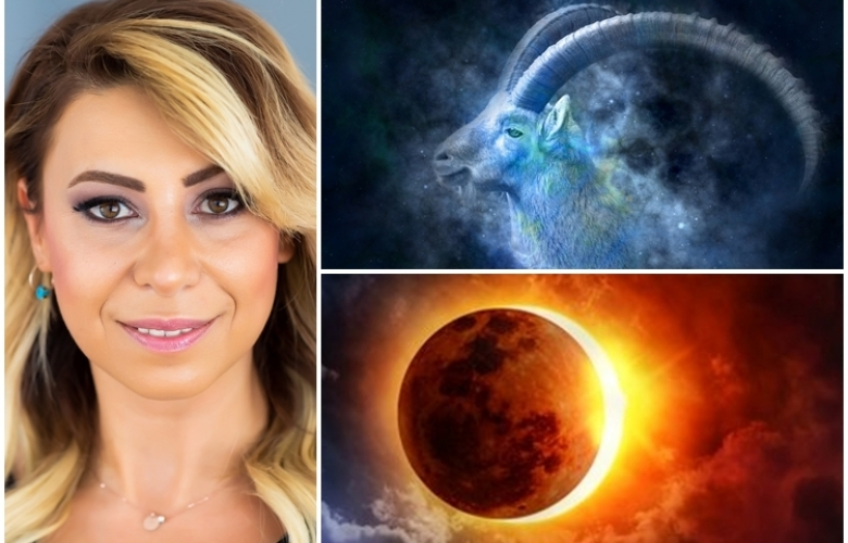 """26 Aralık'ta gerçekleşecek """"Güneş Tutulması"""" ile 2019'u kapatıyoruz! Etkileri çok büyük! Astrolog Sema Sidar'dan 23 Aralık haftasının ve burcunuzun yorumları"""