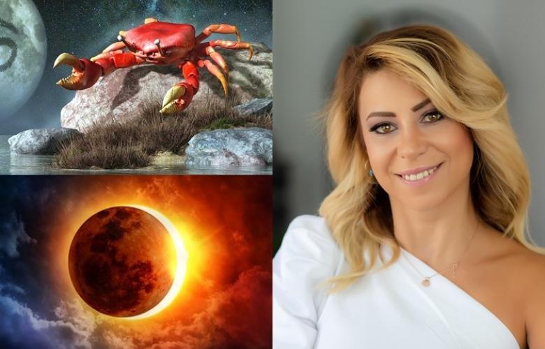 Önümüzdeki 6 ayı etkileyecek çok önemli bir Güneş Tutulması geliyor! Astrolog Sema Sidar'dan 1 Temmuz haftasının ve yeni haftada burcunuzun yorumları!