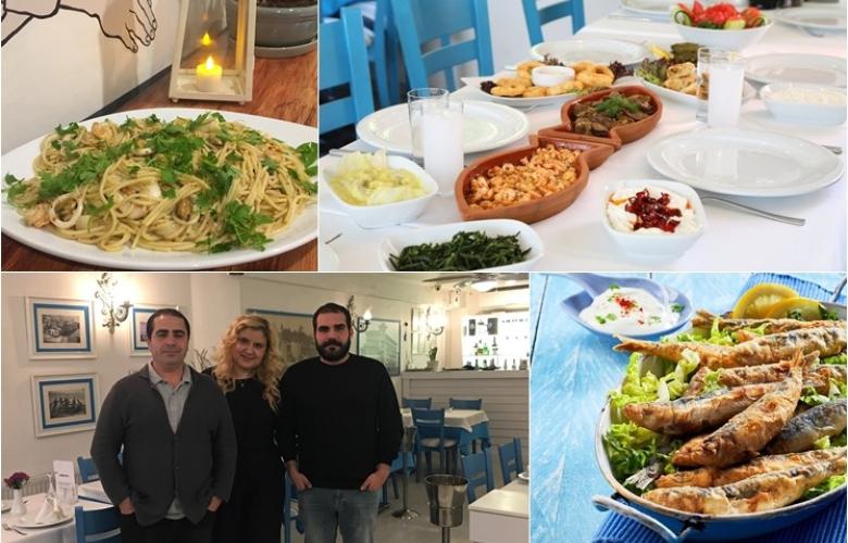 Tarabya'nın en özel balık restoranı Hristo Restoran. Her ay en az 5 evlilik teklifine tanıklık ediyor!
