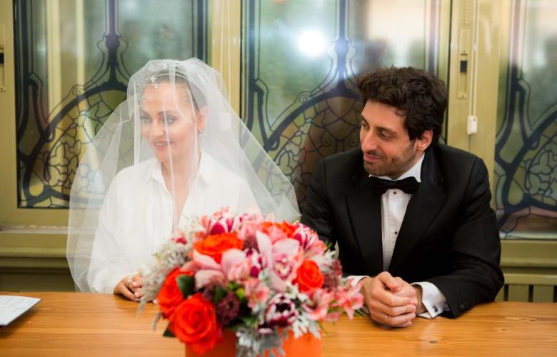 Ünlü oyuncu Didem Balçın karantinada evlendi!