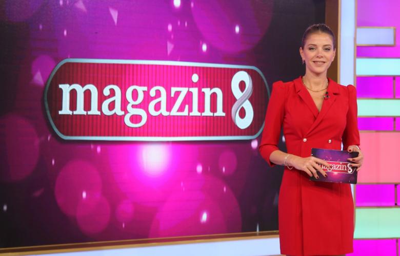 Hafta sonu magazinin keyfi çok özel röportajlar ve keyifli sohbetler ile Magazin 8'de...