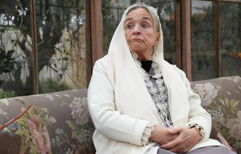 Rolü için haftalarca Alzheimer'li hastalarla görüşmüş... Bir Zamanlar Çukurova'nın haminnesi Serpil Tamur