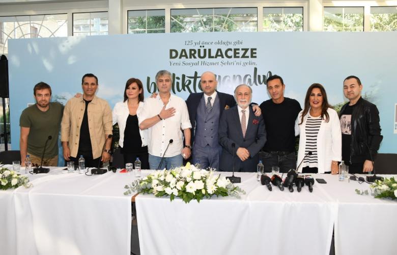 Poll Production, Harbiye Açıkhava Konserlerinin gelirini Darülaceze'ye bağışladı!
