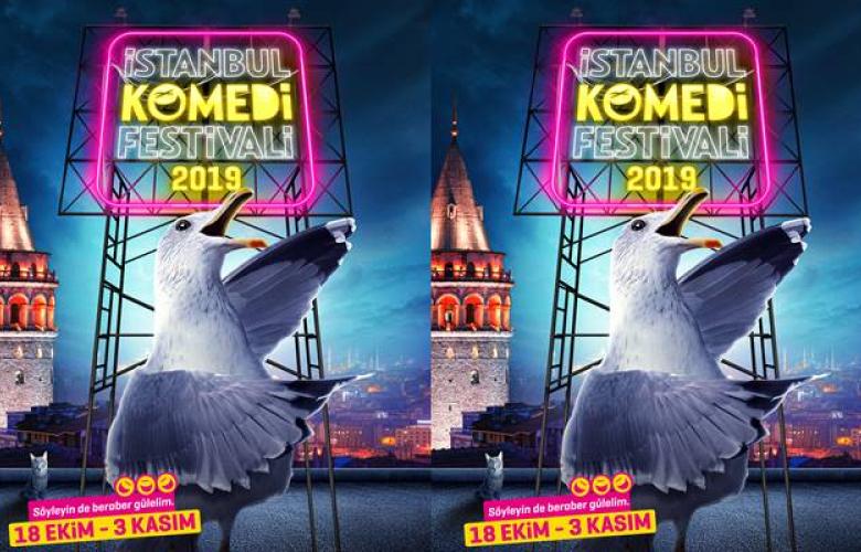 İstanbul'a yine kahkaha geliyor!