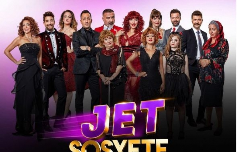 """""""Jet Sosyete"""" sezonu iki bölümle bu akşam açıyor"""