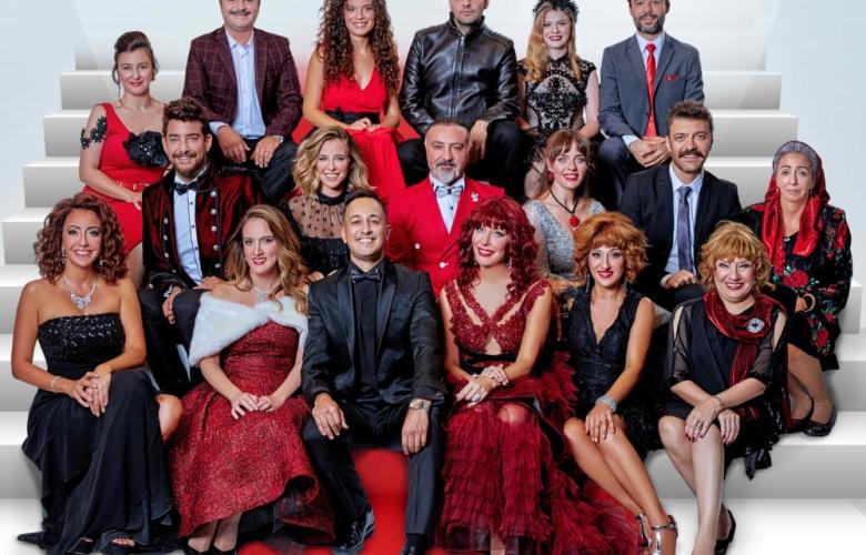 """""""JET SOSYETE"""" BOMBA GİBİ İKİNCİ SEZONUYLA YENİ KANALI TV8'DE SEYİRCİYLE BULUŞACAK"""