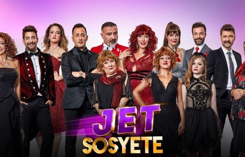 Jet Sosyete'nin yeni sezonu 11 Ekim'de başlıyor