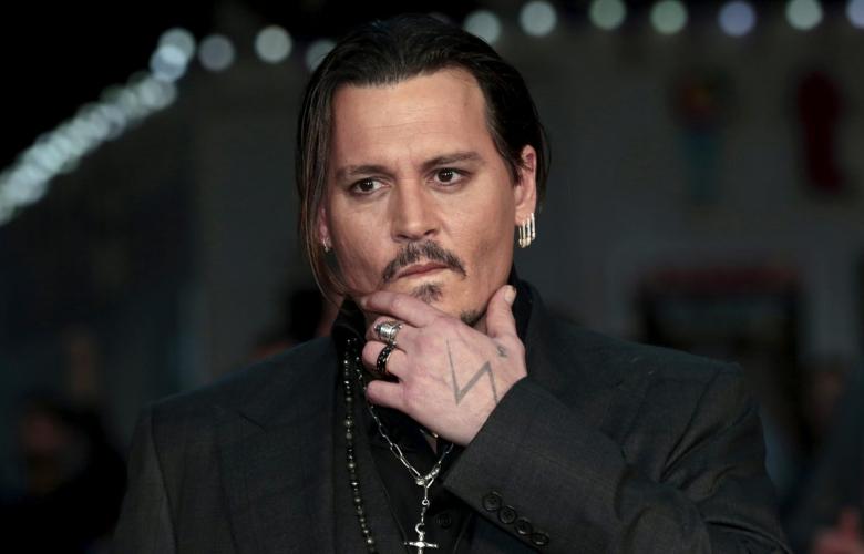 Johnny Depp tanınmaz halde! Sevenlerini korkuttu