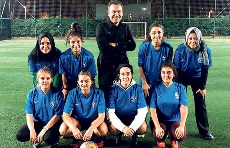 Ferhat Göçer kadın futbol takımı kuracak