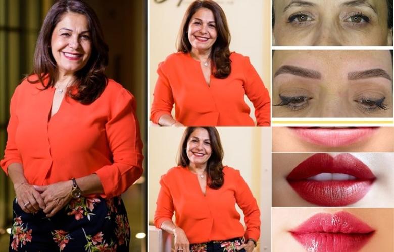 Ergül Keskin en çok sorulan soruları cevaplıyor! Çalışan kadınların kalıcı makyaj  yaptırması için 5 önemli neden!