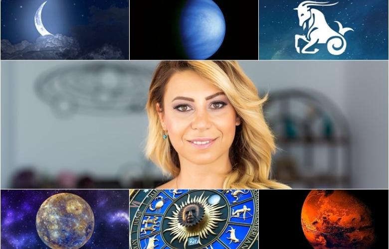 Astrolog Sema Sidar'dan 1 Aralık haftasının ve yeni haftada burcunuzun yorumları. Etkileri çok güçlü Yeni Ay geliyor!