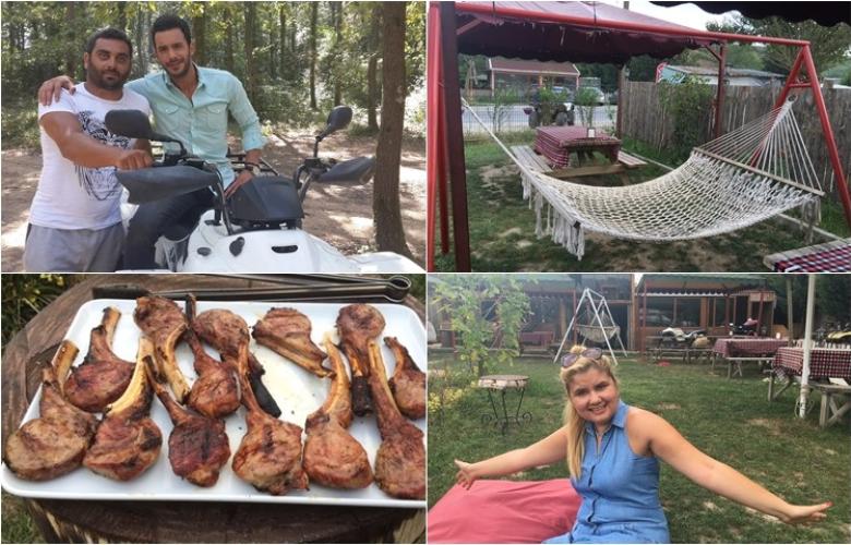 Polonezköy'de hem lezzetin, hem de adrenalin'in adresi: UĞUR ATV PARK