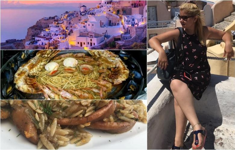 Gurmerella'dan Mikonos ve Santoroni lezzetleri!