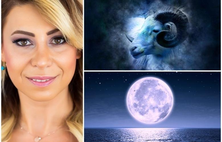 Astrolog Sema Sidar'ın 28 Eylül haftası Astrolojik yorumları. 2 Ekim'de Koç Burcu'ndaki Dolunay'a dikkat!