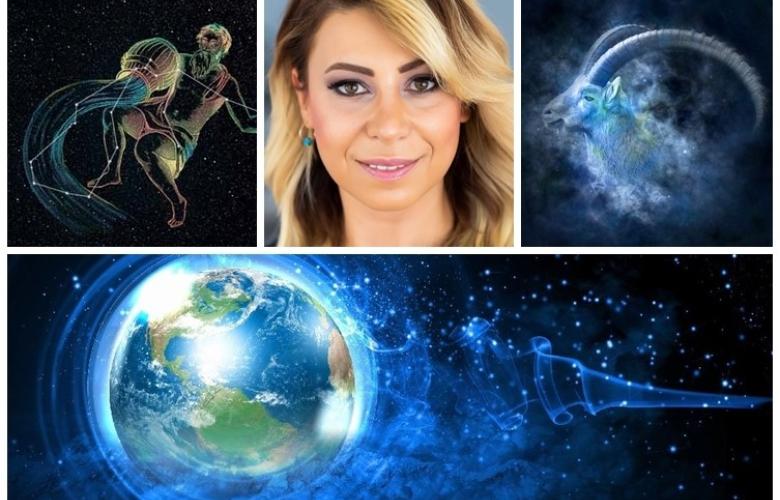 """Kova Çağı başlıyor! Güneş Oğlak Burcu'na geçiyor, gökyüzünde resmi olarak """"kış"""" başlıyor! Astrolog Sema Sidar'dan yeni hafta ve yeni çağın etkileri!"""