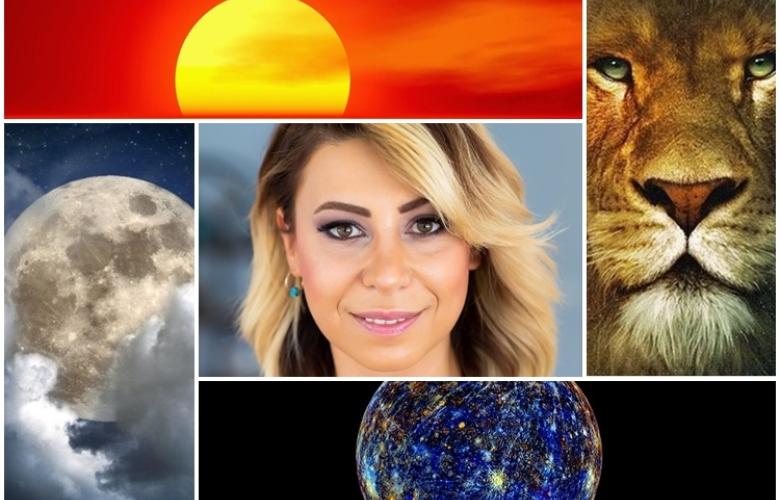 Aslan Burcu'nda Dolunay, Güneş'in açıları, Merkür Retro'su! Yeni haftanın etkileri için Astrolog Sema Sidar hepimizi uyarıyor! İşte 25 Ocak haftası: