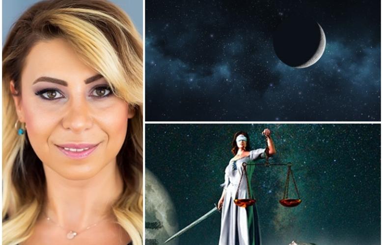 """Astrolog Sema Sidar: """"Terazi Burcu'nda Yeni Ay! Önce dengemizi kaybettirip, sonra normal olmamızı bekleyecek!"""" Yeni haftanın yorumunda!"""