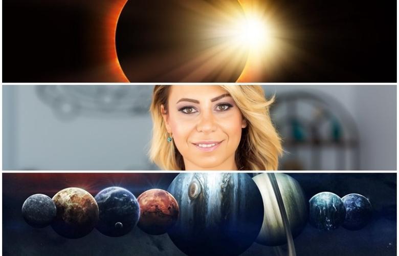 Çok önemli bir hafta bizi bekliyor! Yaşanacaklar 2021'i etkileyecek! Güneş Tutulacak! Yay Burcu Kova Burcu ve gezegen hareketleri yaşantımızı şekillendirecek! Astrolog Sema Sidar farkıyla yeni haftanın yorumu!