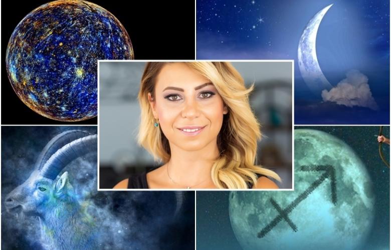 Çok hareketli bir hafta geliyor! Yay Burcu'ndaki Yeni Ay, Oğlak Burcu ve Mars'ın etkilerine hazır olun! Astrolog Sema Sidar'dan yeni haftanın yorumu