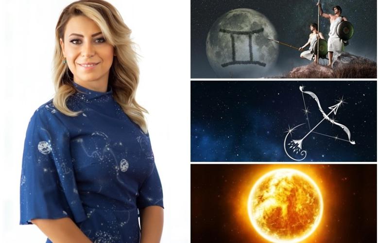 Yay Burçları'nın dönemi başlıyor. İkizler Burcu'ndaki Dolunay'a hazır olun! Astrolog Sema Sidar'dan yeni haftanın ve yeni haftada burcunuzun yorumları.