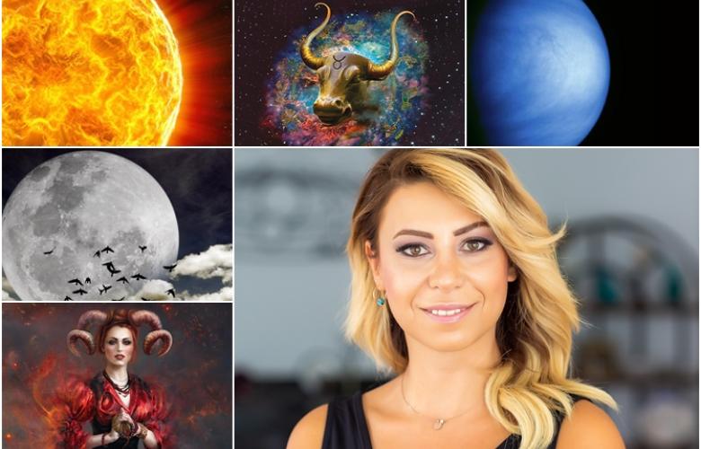 Astrolog Sema Sidar'dan 15 Nisan haftasının ve yeni haftada burcunuzun yorumları