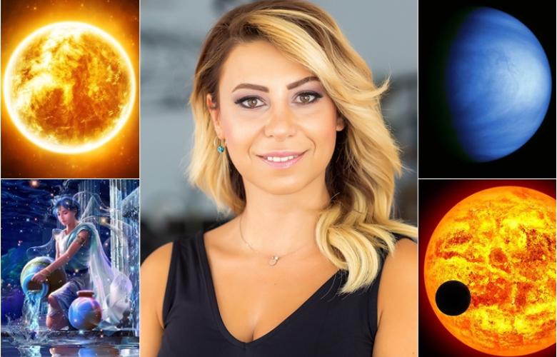 Uzun zamandır gökyüzü bu kadar güzel enerjilere sahip olmamıştı! Astrolog Sema Sidar farkıyla 5 Ağustos haftasının ve yeni haftada burcunuzun yorumları.