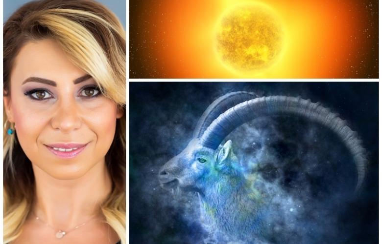 Güneş, Oğlak Burcu'na geçecek, gökyüzünde Oğlak Burçlarının dönemini başlatacak! Resmi olarak kış mevsimi de başlıyor! Astrolog Sema Sidar'dan yeni haftanın ve yeni haftada burcunuzun yorumları!