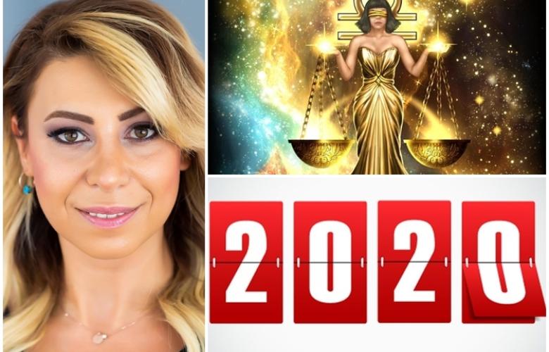 Terazi Burçlarının 2020 yılı yorumları. Astrolog Sema Sidar yazdı.