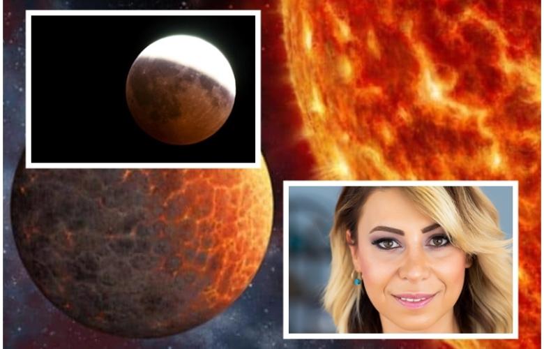 Haftanın etkileri çok büyük! Venüs, Güneş'in kalbinde olacak! Etkileri çok yüksek Ay Tutulması yaşanacak. Astrolog Sema Sidar farkıyla yeni haftanın yorumu