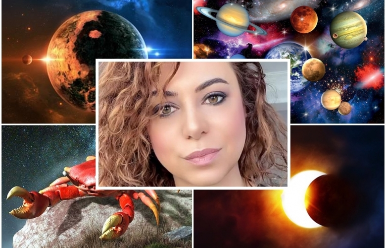 """Gökyüzünde 1 güneş tutulması, 5 gezegenin geri hareketi Haziran'da bizi bekliyor. """"Bitsin bu zamanlar"""" diyeceğiz! Astrolog Sema Sidar'dan 15 Haziran haftasının yorumları:"""