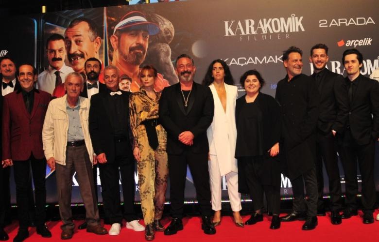 Karakomik Filmler gala gösterimi gerçekleşti