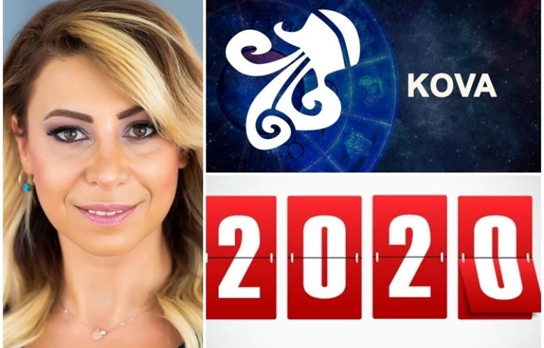 Zorlu etkiler altında bir yıl Kovaları bekliyor. Astrolog Sema Sidar'dan Kova Burcu'nun 2020 yılı analizi!